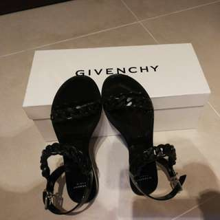 Givenchy jelly shoes