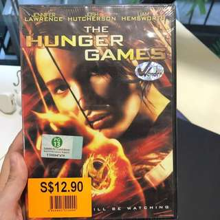 Free Hunger Games DVD