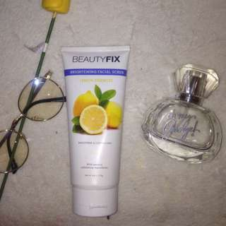 BeautyFix facial scrub
