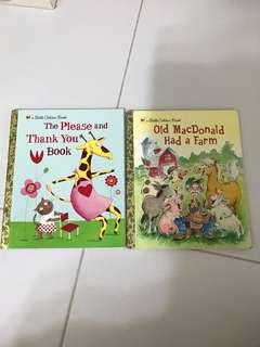 PL Little Golden books