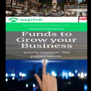 Business Funding for Small Online Businesses