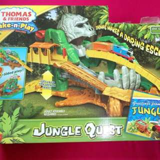 Thomas and friends 火車玩具