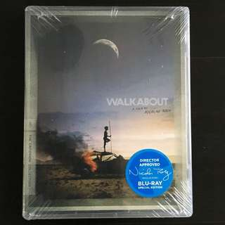 Walkabout - Criterion Collection Bluray