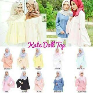 Kate doll top
