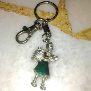 Metals key chain