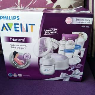 Breastfeeding Set