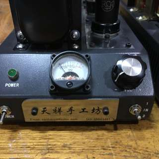 6L6 diy tube monobloc amplifier