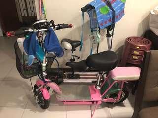 E- scooter
