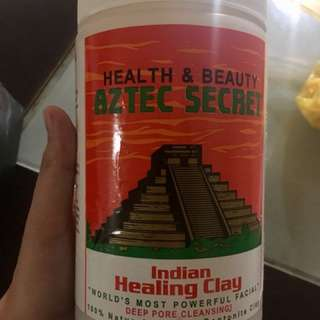 ONHAND AZTEC INDIAN HEALING CLAY MASK