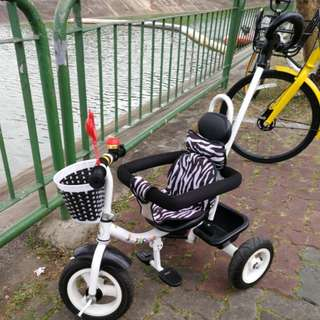 Baby Toddler Bicycle Tricycle