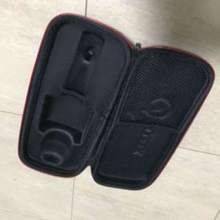 Mic case pouch