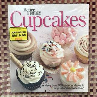 Better Homes & Gardens - Cupcakes Cookbook & Recipes