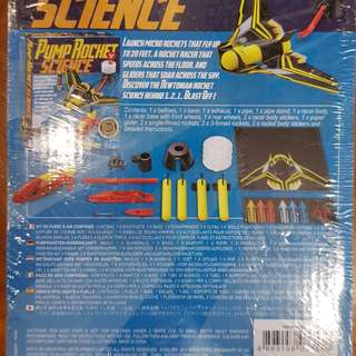 Micro Rocket Science Product