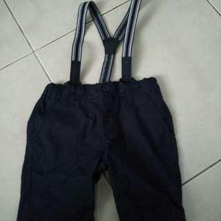 Boy Apparel Blue Short