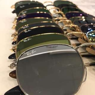 Authentic RayBan and others