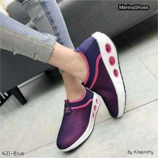 Style sketcher sneakers