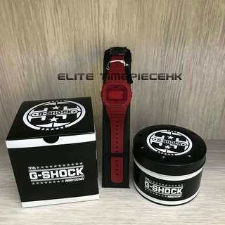 全新現貨 Casio G SHOCK RED OUT DW-5635C-4 全紅35週年限量紀念版 5635