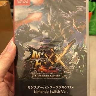 Switch Monster Hunter