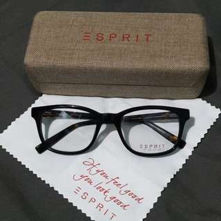 Authentic Esprit Eyeglasses Rayban Oakley Police Armani Burberry