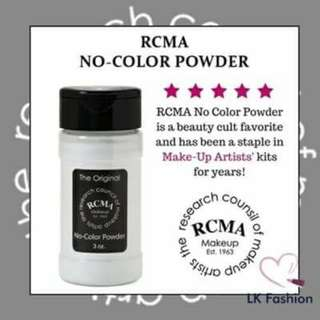 RCMA No Colour Powder(HIGH DEMAND)