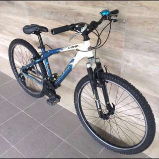 ProGear Comp 21 Speed MTB Bicycle Blue