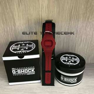 全新現貨 Casio G SHOCK RED OUT DW-5675C-4 全紅35週年限量紀念版 5735
