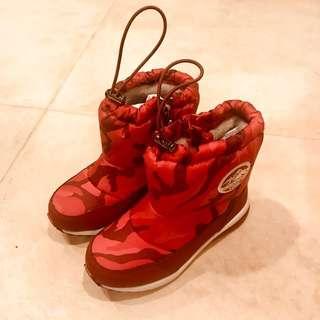 Children Snow Boots