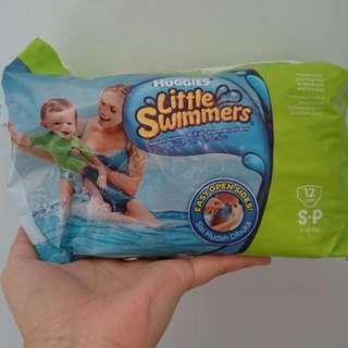 Huggies Little Swimmers (disposable swimpants / swimdiapers)