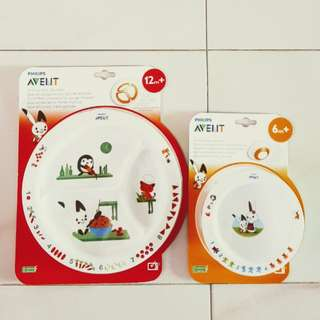 Philips Avent Baby/Toddler Mealtime Set