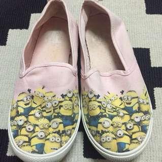 Despicable Me shoe