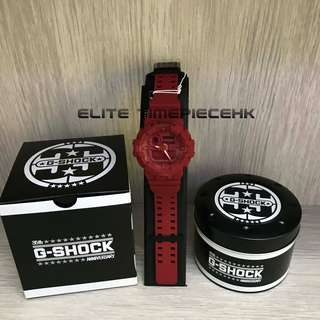 全新現貨 Casio G SHOCK RED OUT DW-735C-4 全紅35週年限量紀念版 5635 5735 6935 735