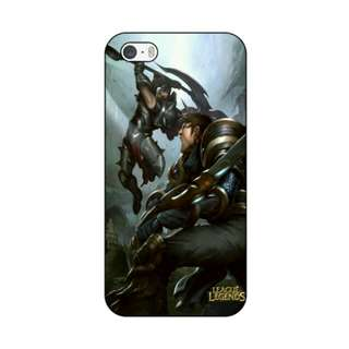 Case custom tema Darius VS Garen