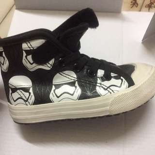H&M hi top trainers Star Wars