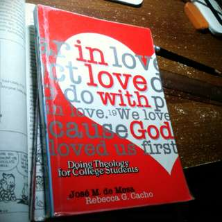 In love with God ( Jose M. DeMesa and Rebecca Cacho)