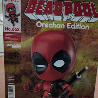 Nendoroid Deadpool 死侍 黏土人