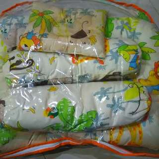 Kasur bayi kelambu 1