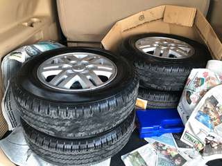 Mags & Tires