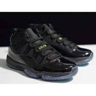 "Air Jordan 11 ""Gamma Blue"" AJ11 喬11伽馬藍 氣墊 size:40-45"