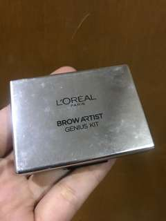 Loreal Brow Genius Kit