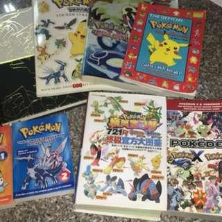 Pokémon series books