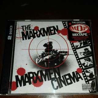 M.O.P Presents The Marxmen rare 2 CD edition Mixtape original USA pressing like new, Rap