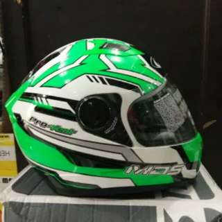 Helmet MDS provent Seri 3 green