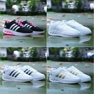 Adidas wedges import good quality