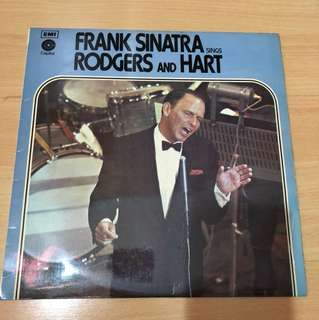 Frank Sinatra-Rodgers and hart