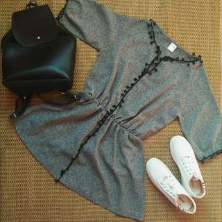 Short Bohemian Dress
