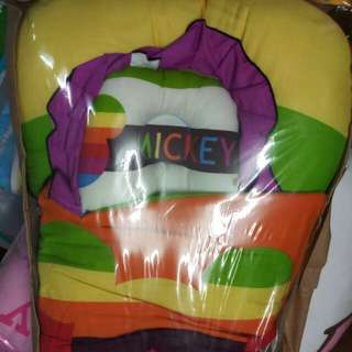 Baby Bed and Pillow (1 Set)