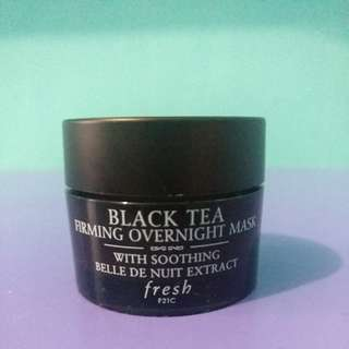 Fresh Black Tea Mask