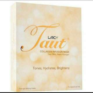 GNC Lac Taut Collagen Infusion Mask