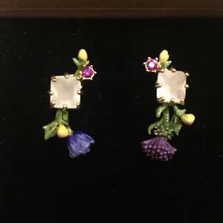 Les Nereids Earrings