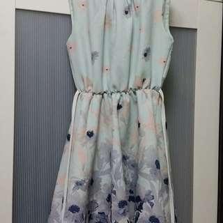 Korean blossom dress